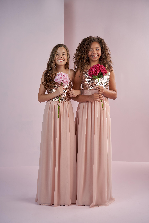 Rose Gold Junior Bridesmaid Dresses Girls Bridesmaid Dresses Junior Bridesmaid Dresses Kids Bridesmaid Dress