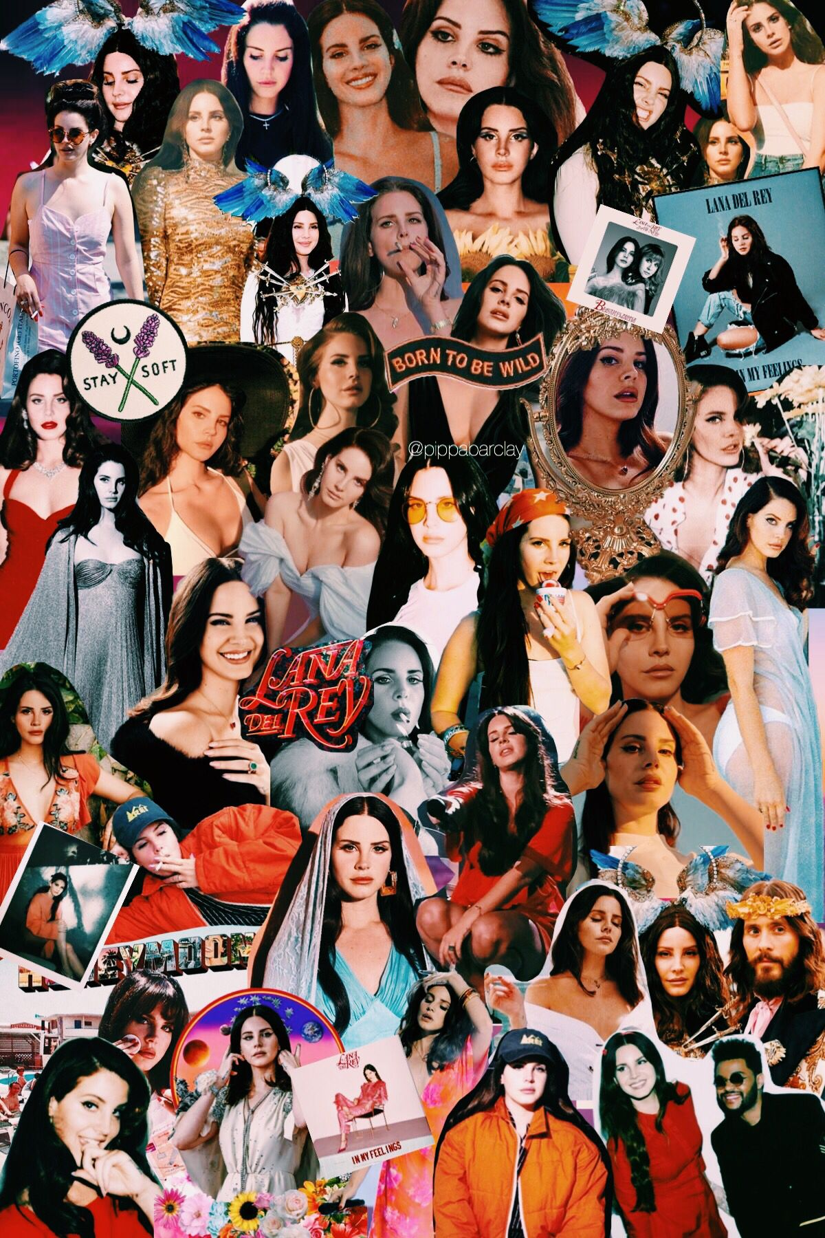 Pinterest E P I C Lana Del Rey Fotomontagem Cantores