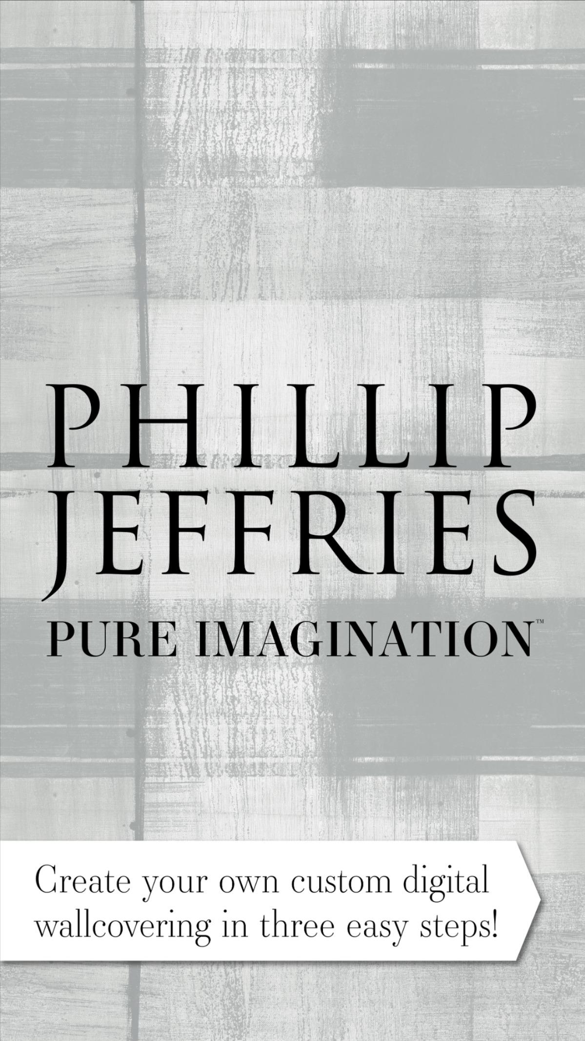 Pure Imagination ™! Design your own custom digital wallcovering.