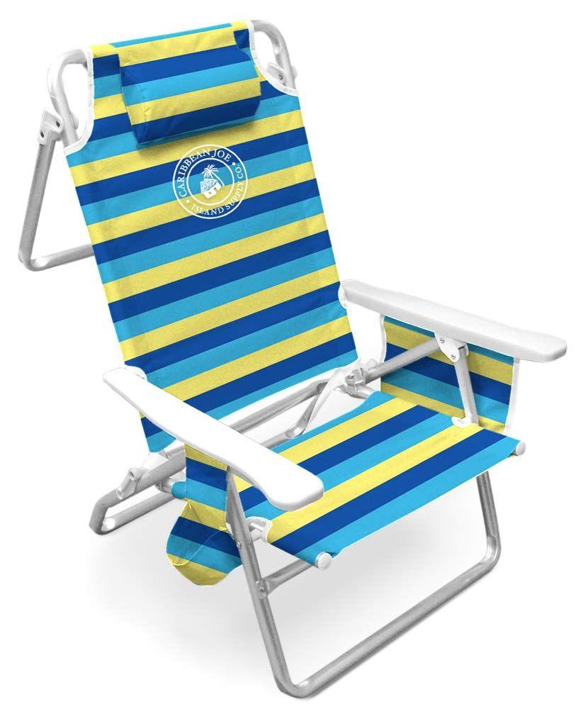 Park Art|My WordPress Blog_Caribbean Joe Folding Beach Chair