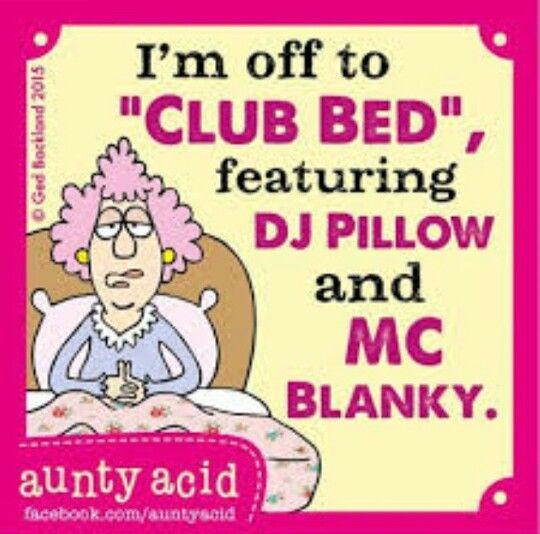 Club time!