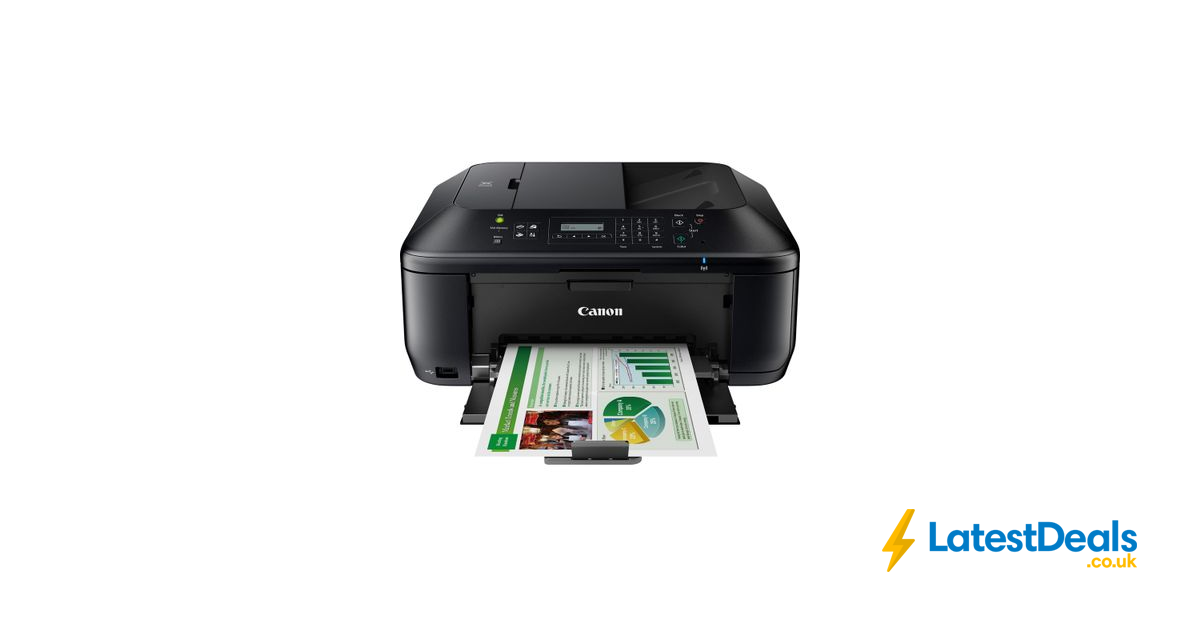 canon pixma all in one wireless inkjet printer with fax free c c