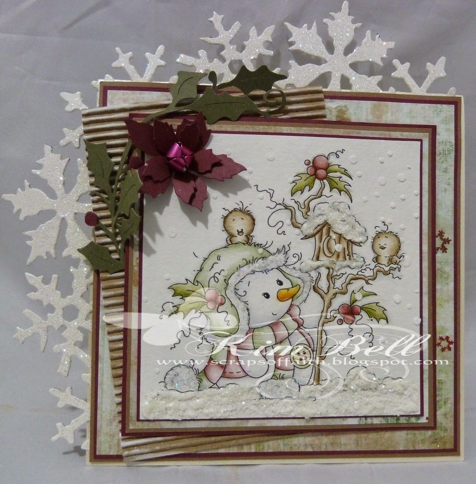 The most beautiful Christmas cards that I have ever seen - each one ...
