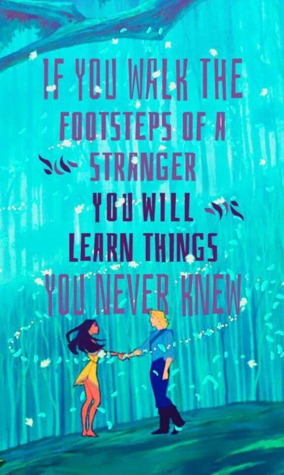 Pocahontas Disney Quotes Disney Songs Disney Princess Quotes