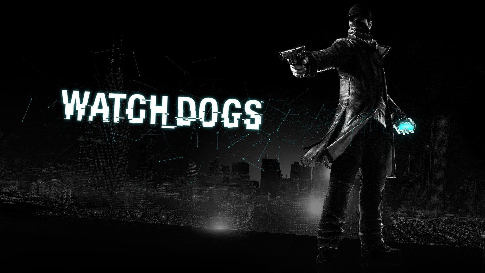 watch dogs wallpaper watch dogs pinterest