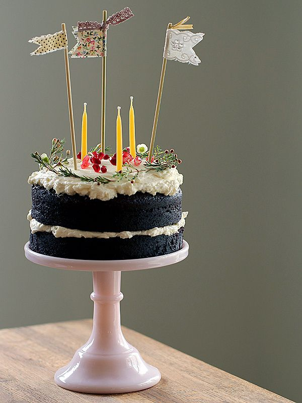 a magical birthday cake