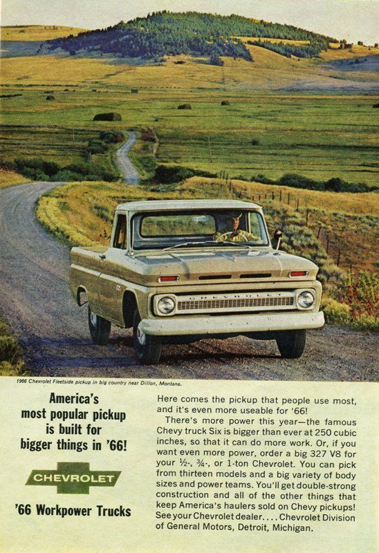 1966 Chevrolet C10 Information Specifications Resources Pictures