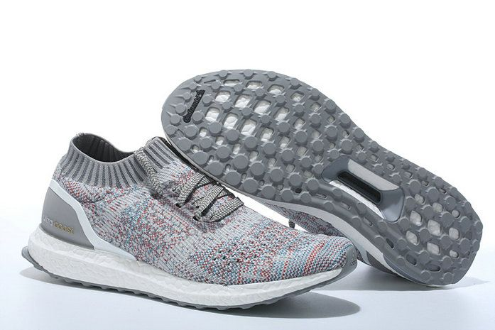 huge discount 83efe 8ab3b adidas Ultra Boost Uncaged Multi Color Grey UK Trainers 2017 Running Shoes  2017