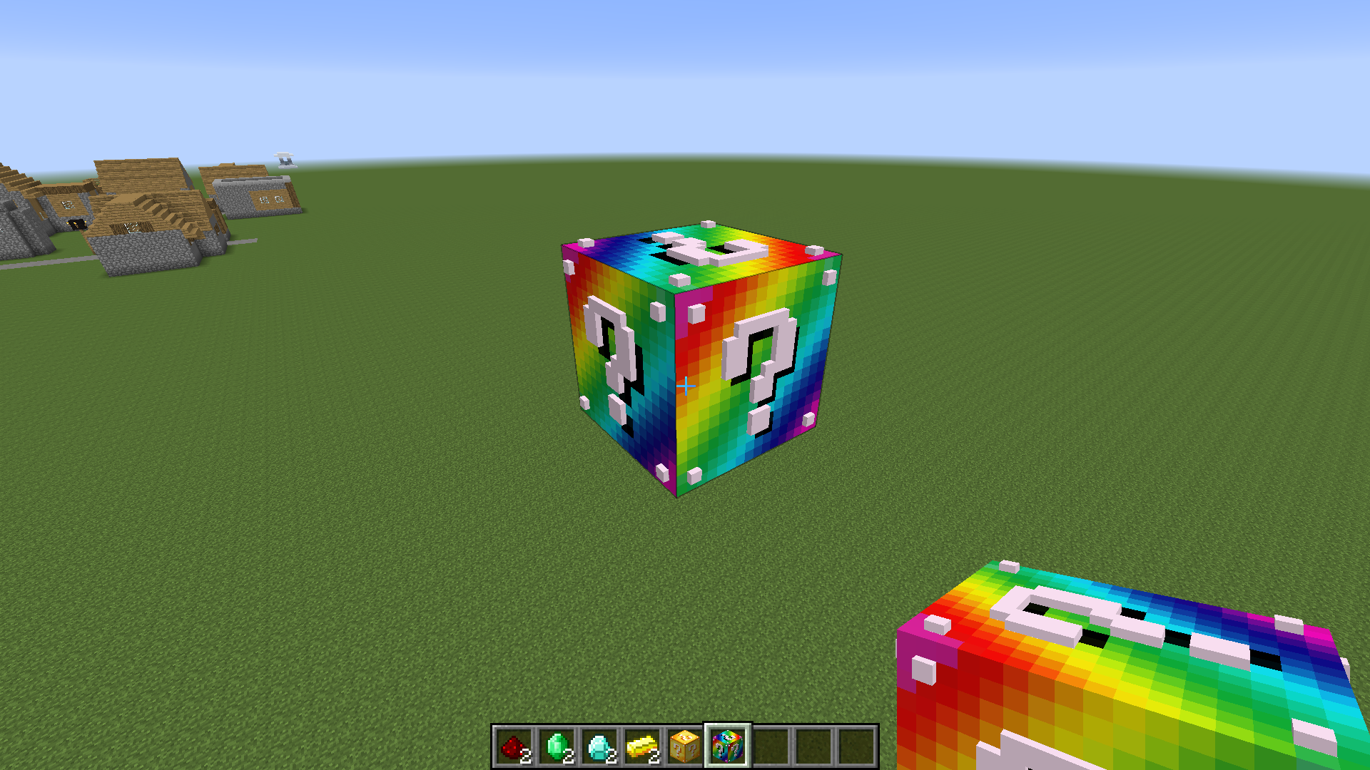 minecraft ps3 edition lucky block mod download