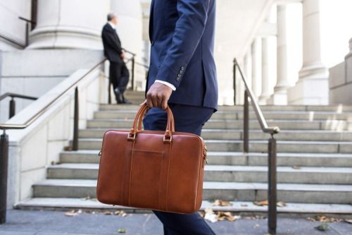 http://chicerman.com  linjerco:  Linjers soft briefcase in luxurious vegetable-tanned leather from Turkey. Pre-order on Kickstarter and save 20%. Learn more here.  #menshoes