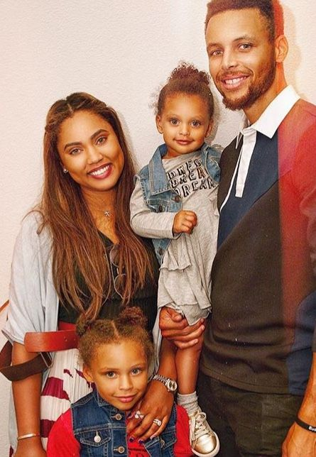 fc2d5b090da1 StephenCurry with wife Ayesha