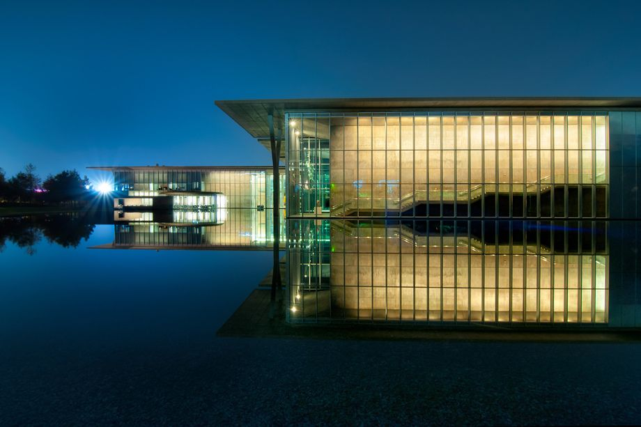 Museo Darte Moderna Di Fort Worth Texas Find This Pin And More On Tadao Ando By ArhDanaT Modern Art Museum