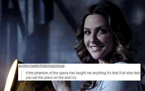 Funny Meme Text Posts : Teen wolf text post meme kate argent what i made