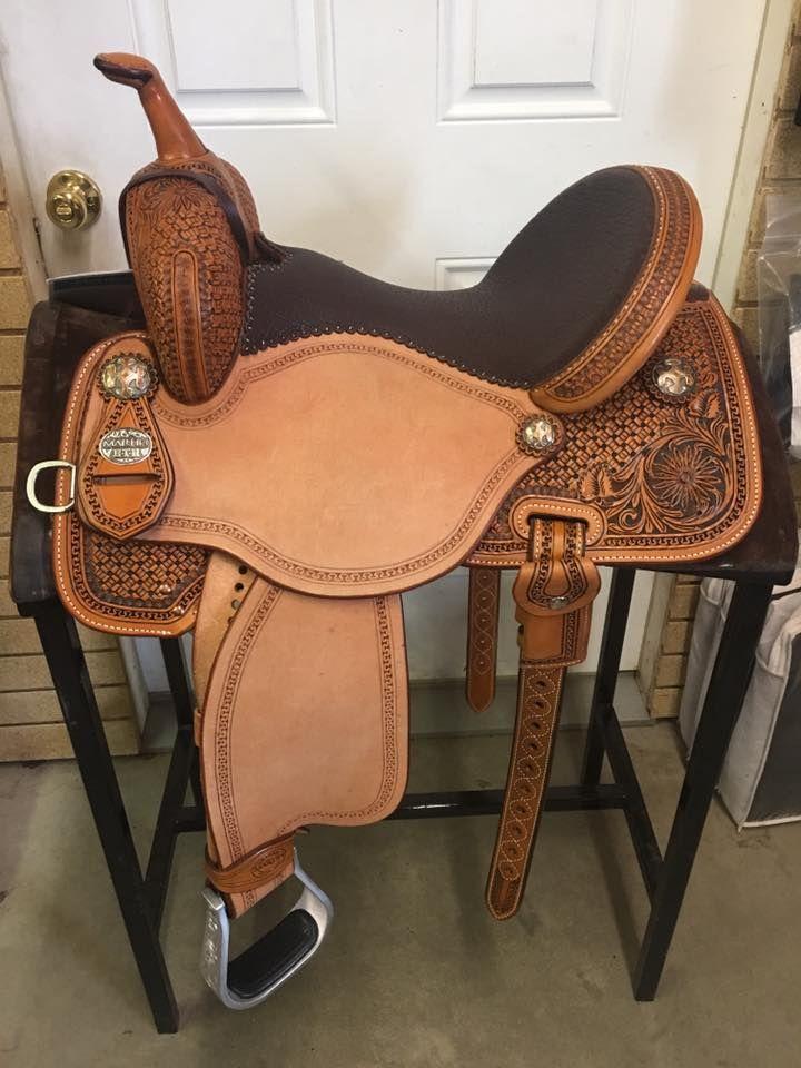 Martin Barrel Saddle   Horse Tack   Pinterest   Accesorios para ...