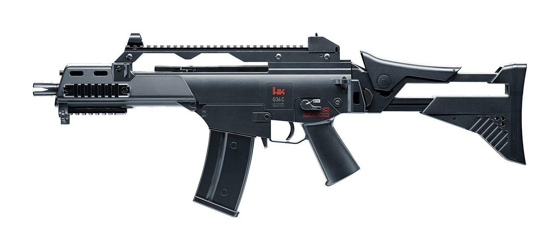 Heckler & Koch Softairgewehr Softair Gewehr Elektrisch AEG max. 0.5 Joule…