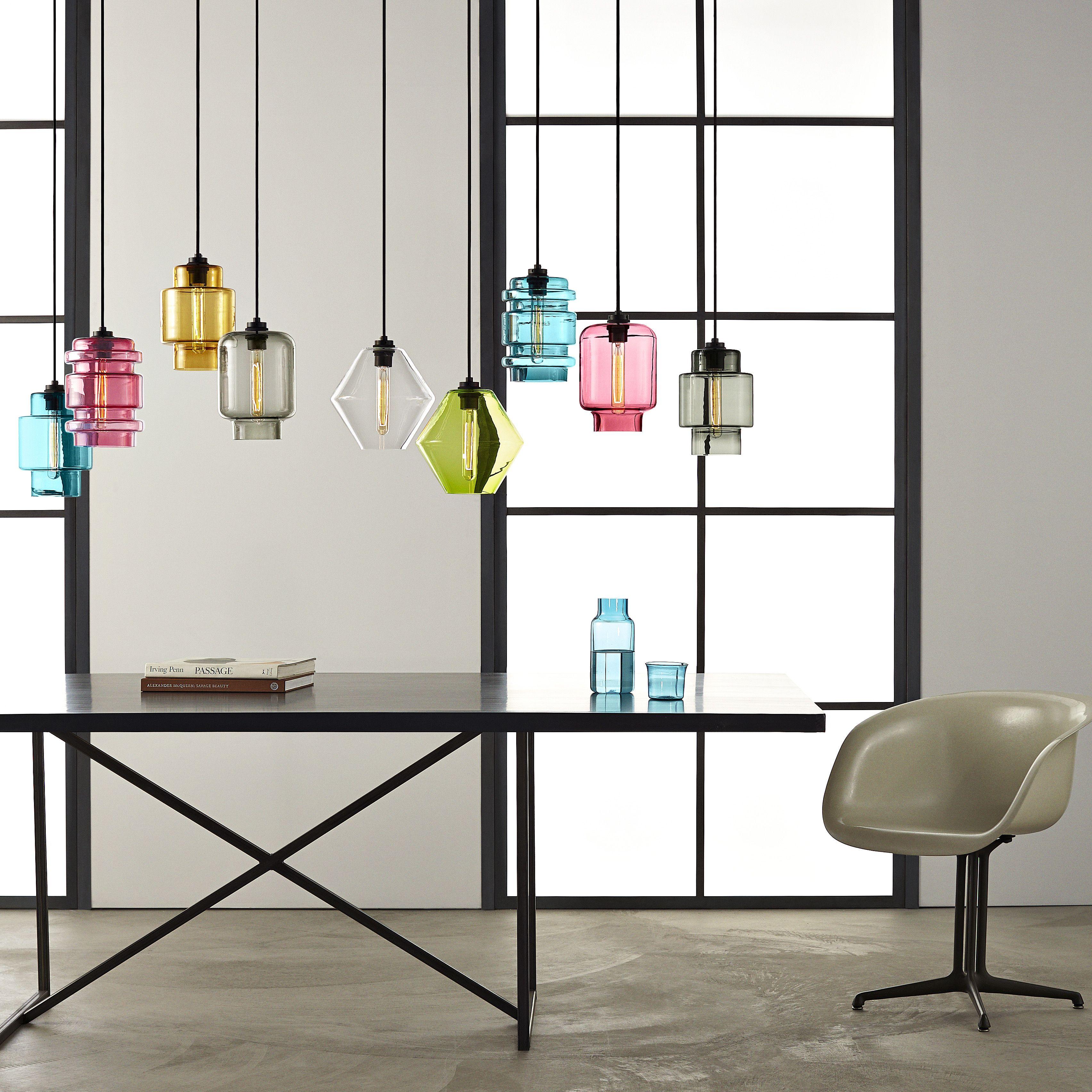 We Have New Pendants Niche Modern Meet The Crystalline Series Niche Modern Lighting Niche Modern Glass Lighting