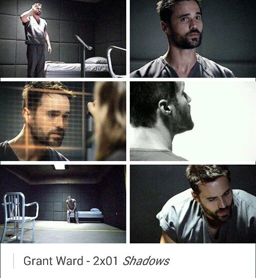 Agents of S.H.I.E.L.D. - Ward