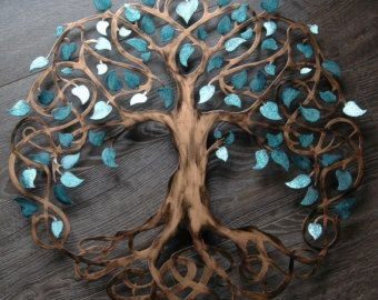 Tree of Life Infinity Tree Wall Decor Wall Art | For the Home ...