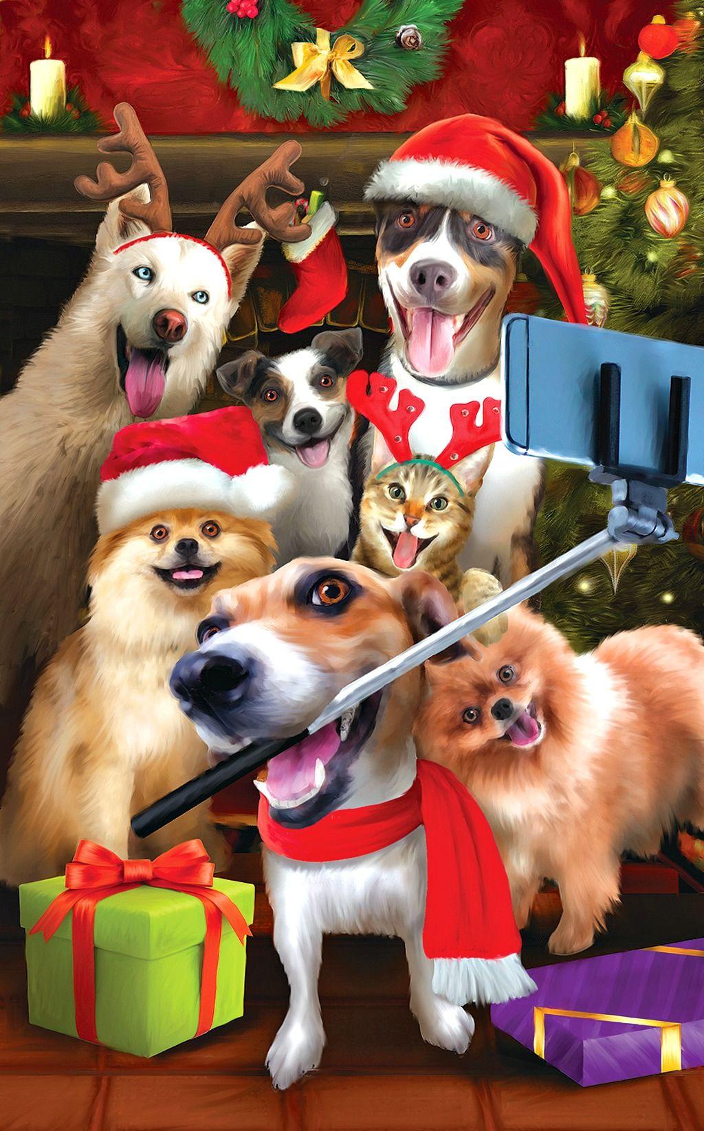 "Tom Wood ""Christmas Selfie"" (With images) Christmas"