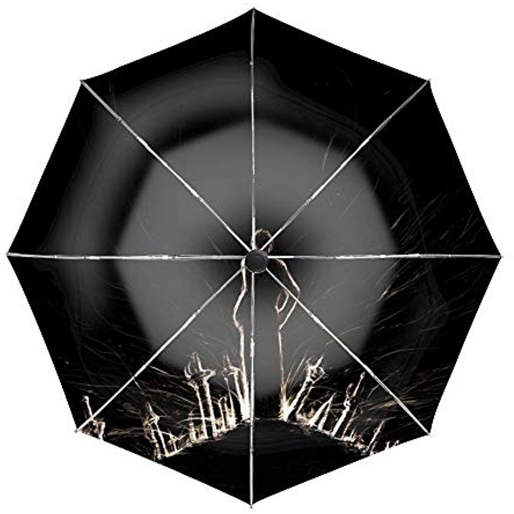cf5d8c3fb4b8 Automatic Compact Travel Umbrella with Reverse and Safe Lock Design ...