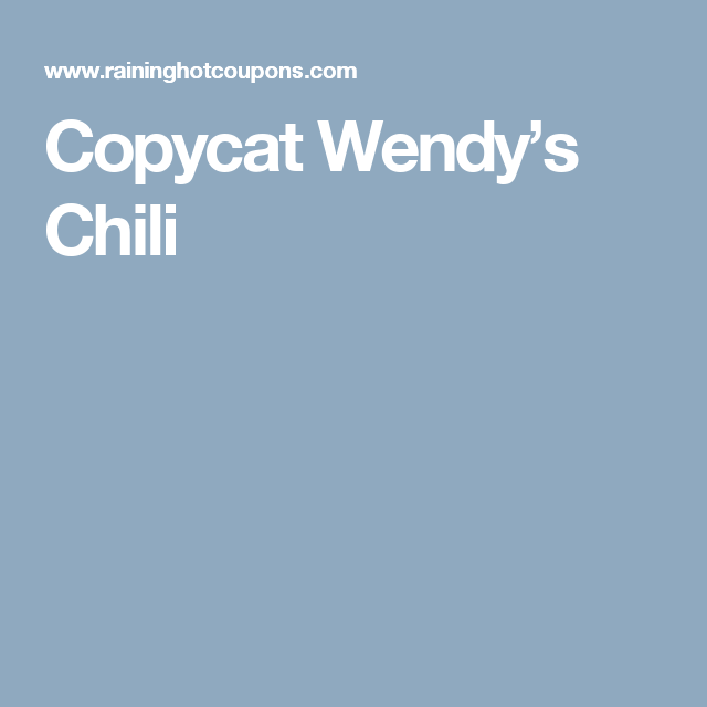 "wendy s chili case Enhanced audit data management has also improved the wendy's auditing  team's  of fresh, healthful foods including garden salads, baked potatoes and  chili  ""in this case, the audit trend analysis data illustrated to the suppliers that  it is."
