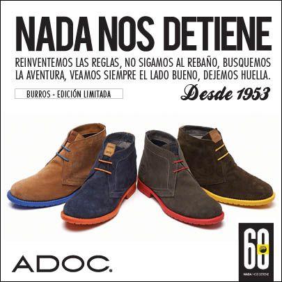 sports shoes 4bf02 9e539  BurroBoots  ADOC  fashion  love  zapatos