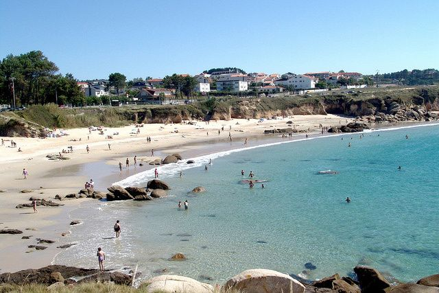 Las Mejores Playas De Pontevedra Viajes Playa Paisajes