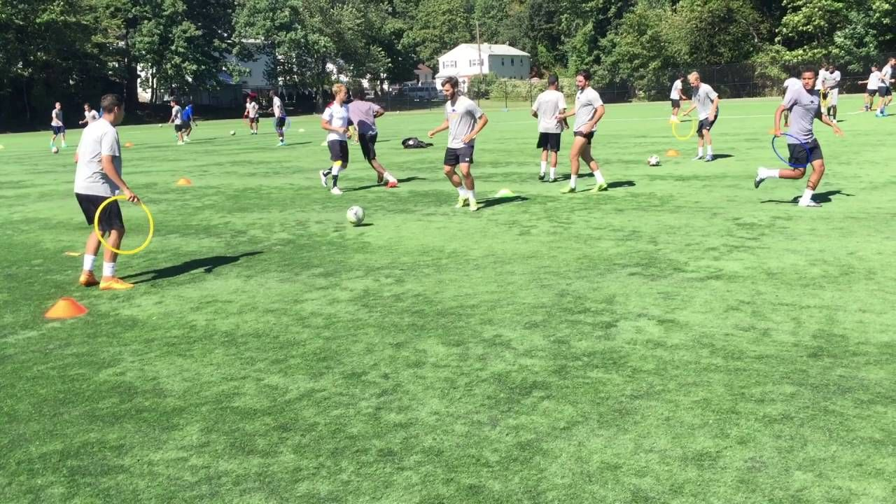 cognitive passing patterns using overload training ejercicios