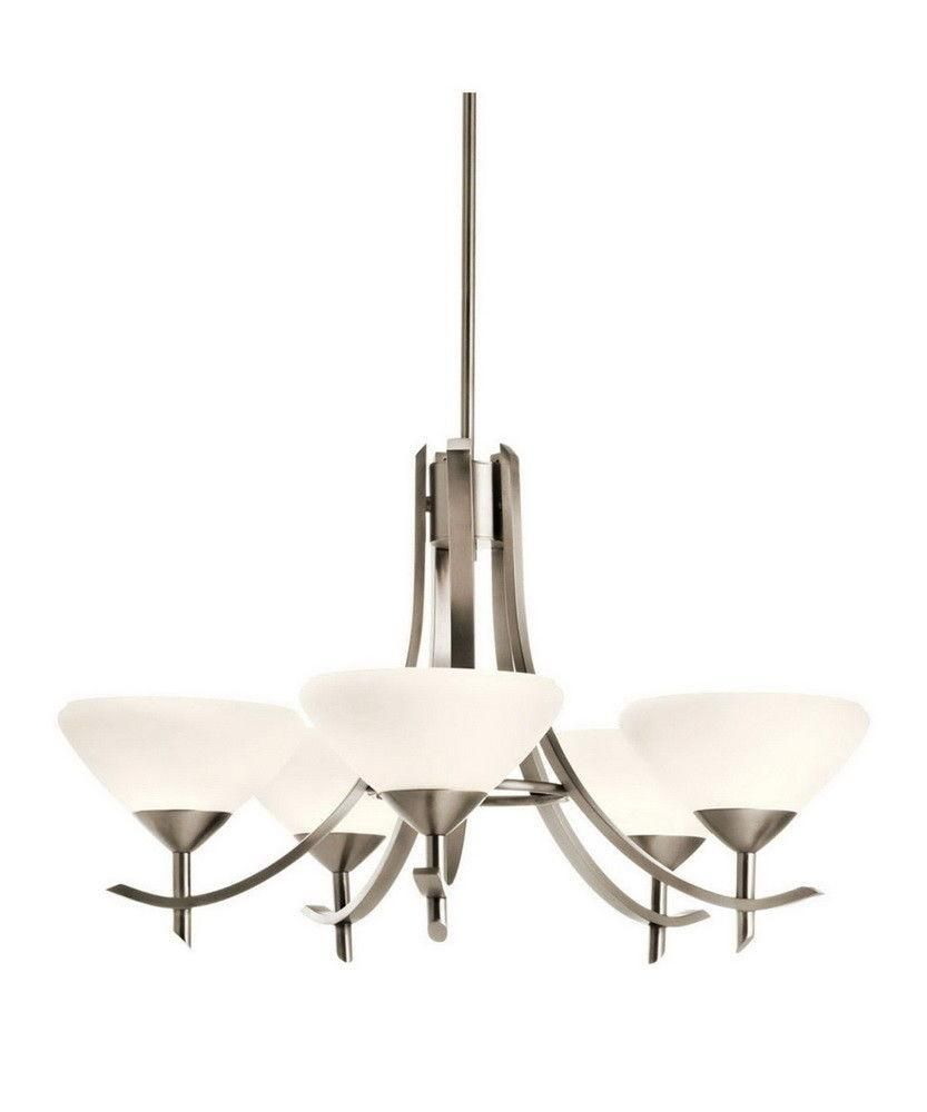 Kichler lighting 10776apfl olympia collection five light energy kichler lighting 10776apfl olympia collection five light energy efficient chandelier in antique pewter finish aloadofball Images