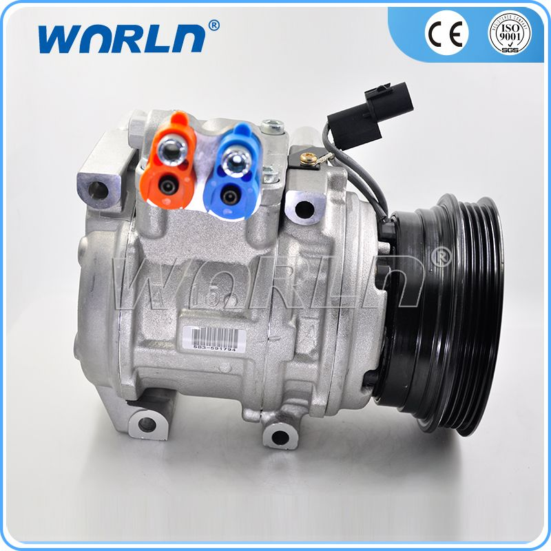 car ac compressor and condenser replacement cost