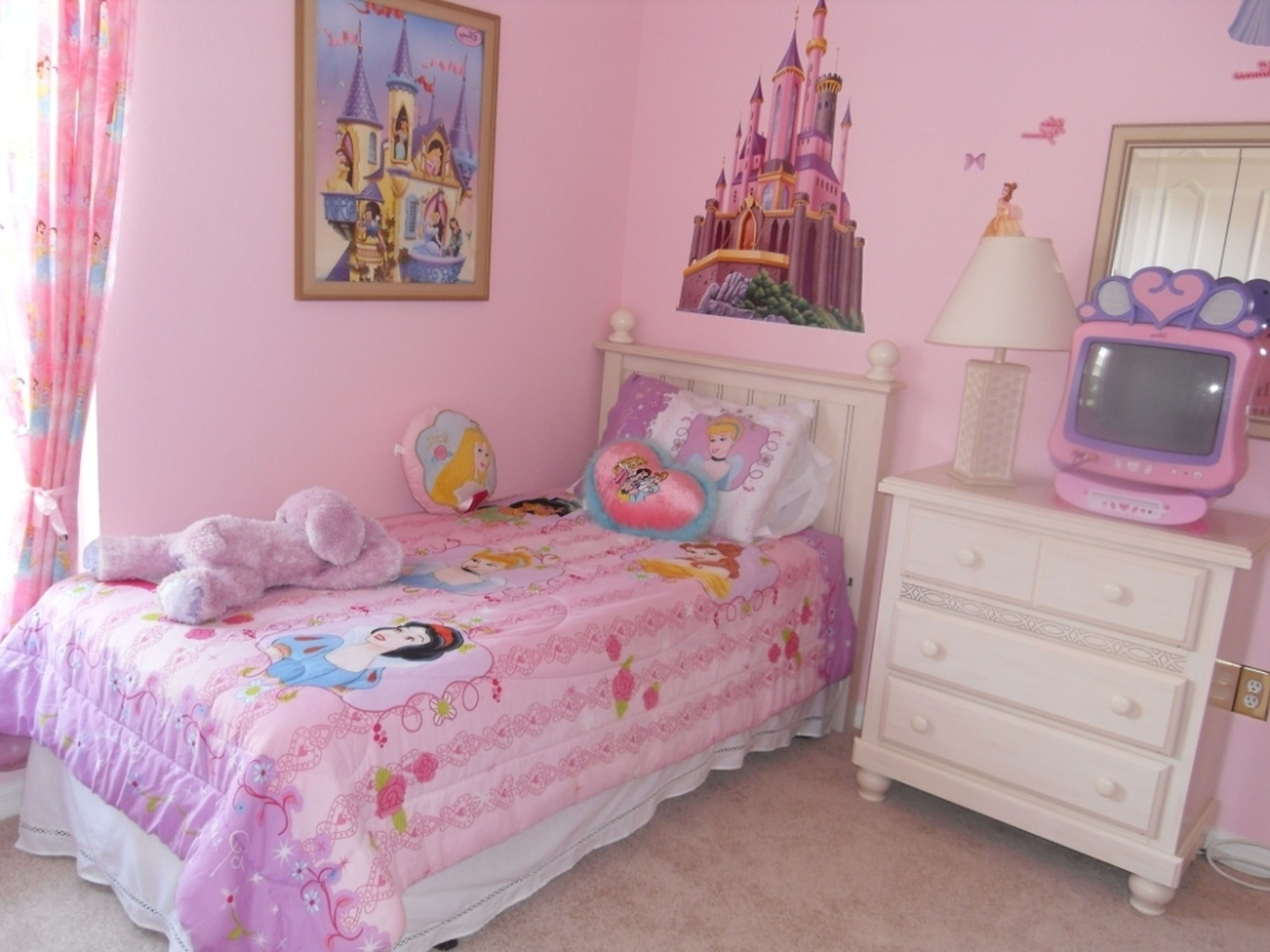20 Creative Girls Bedroom Ideas for Your Child and