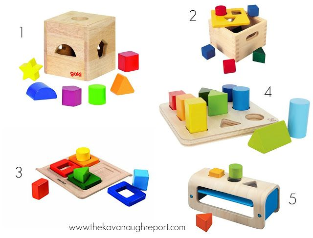 Photo of Shape Sorting: Early Math for Toddlers