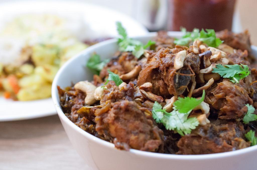 Kerala Chicken Roast - without coconut (Nadan Chicken ...