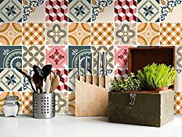 carrelage mural adhsif vinyl autocollant pvc stickers pour carreau ciment dco carrelage salle