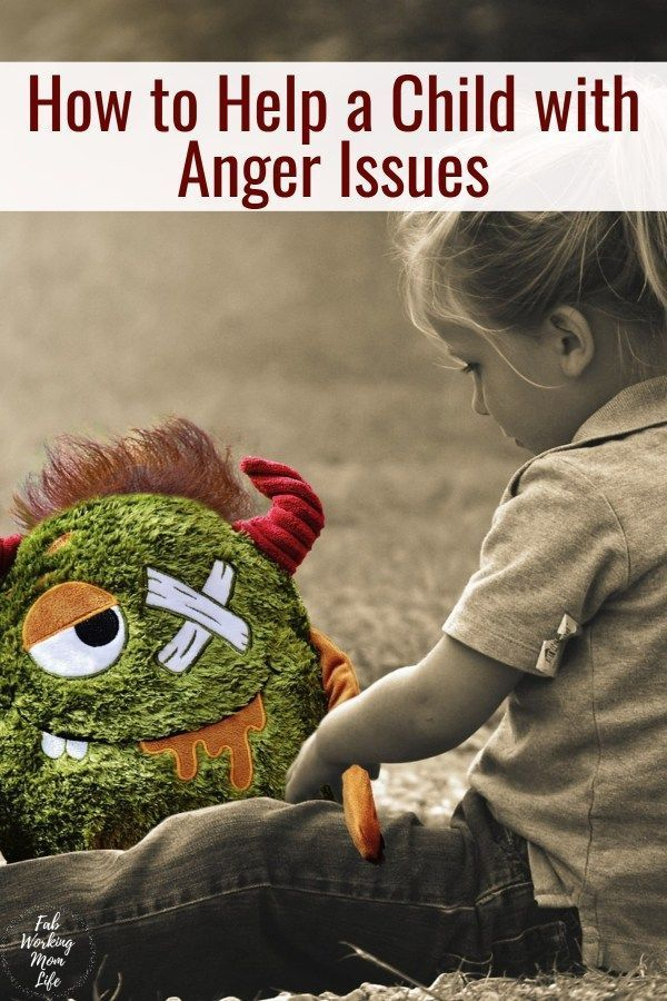 How to Help a Child with Anger Issues #emotionalcontrol
