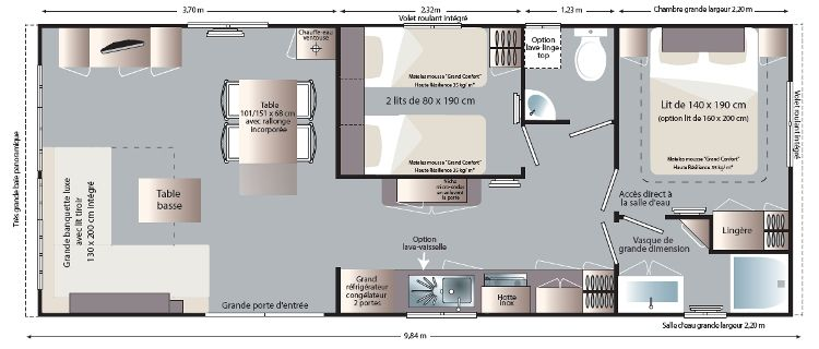 30 m2 Titania house design Pinterest 30th, Shipping container - dimensions porte d entree