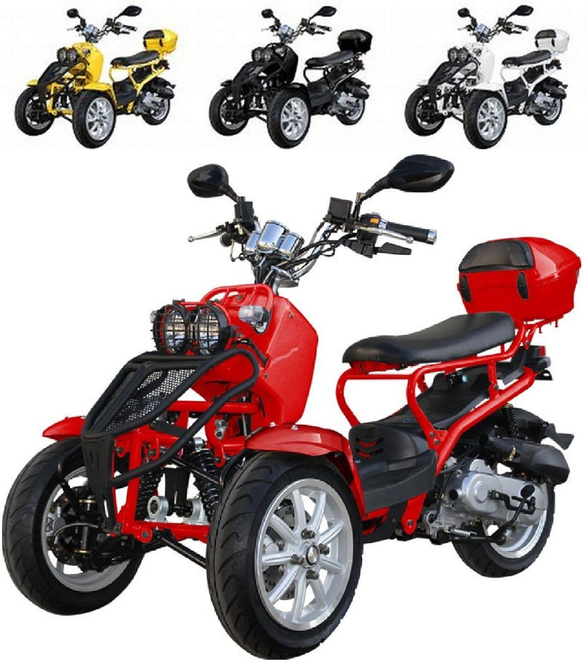 Trike Motorcycle, Trike Scooter
