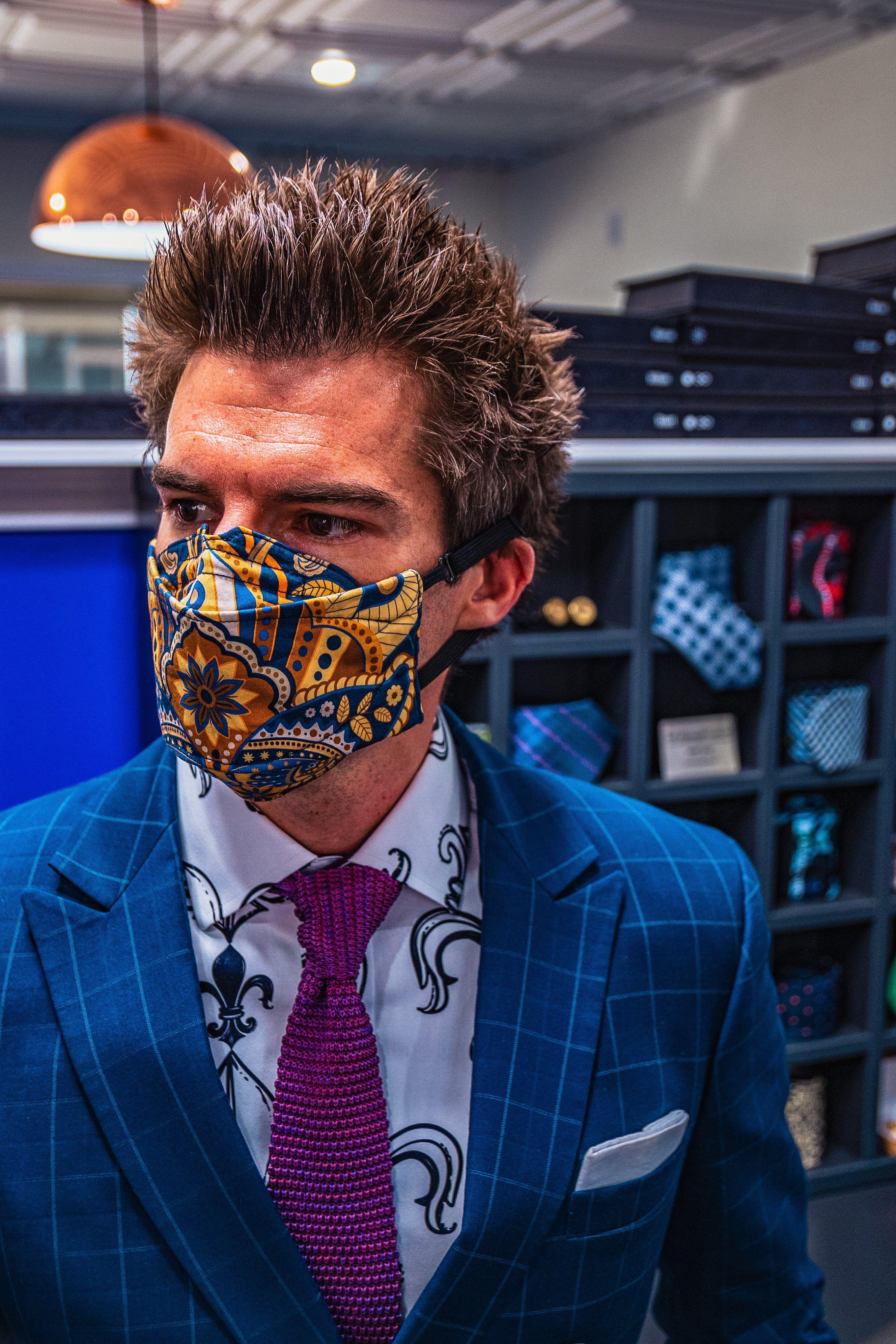 Dangerous face protection premium jeff alpaugh custom