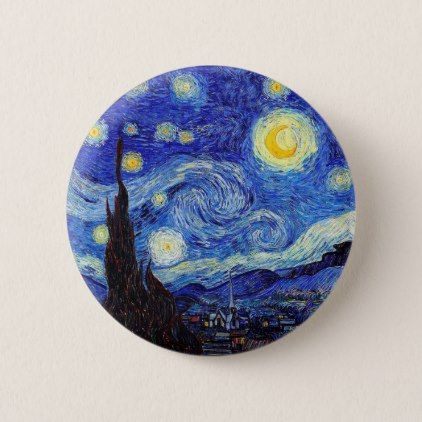 A Starry Night  Inspired Van Gogh Classic Products