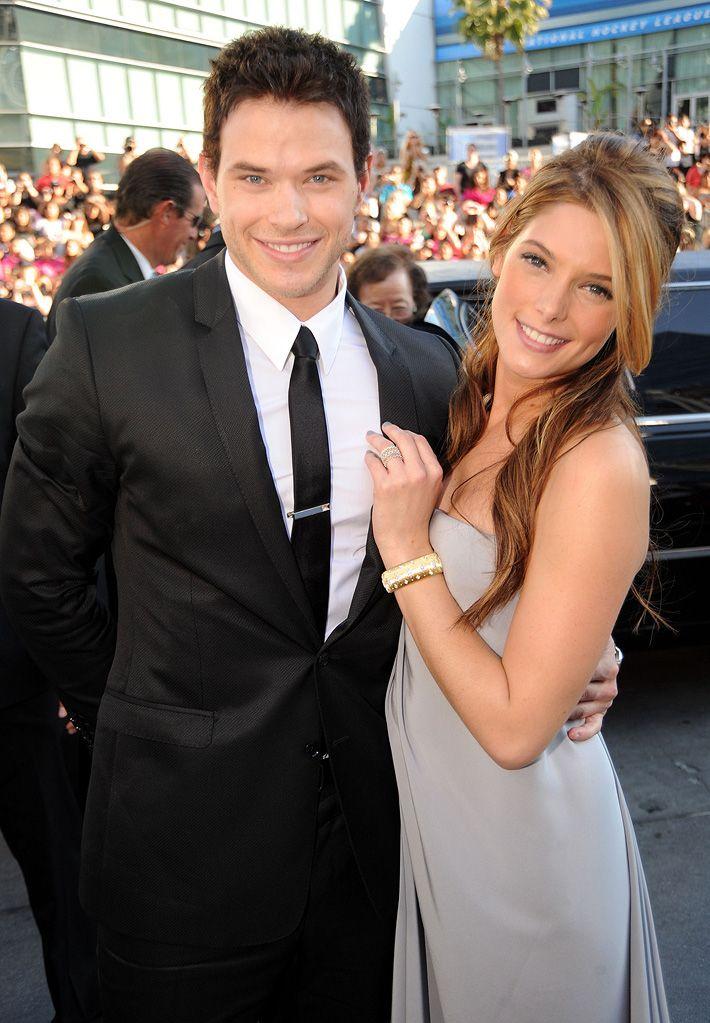 kellan and ashley   Cute celebrity couples, Twilight film ...