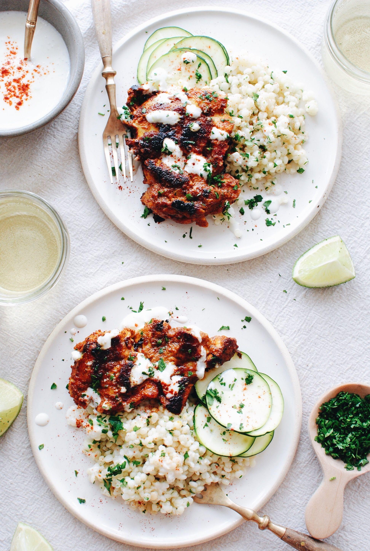 Tandoori Chicken with IS #tandoorichicken
