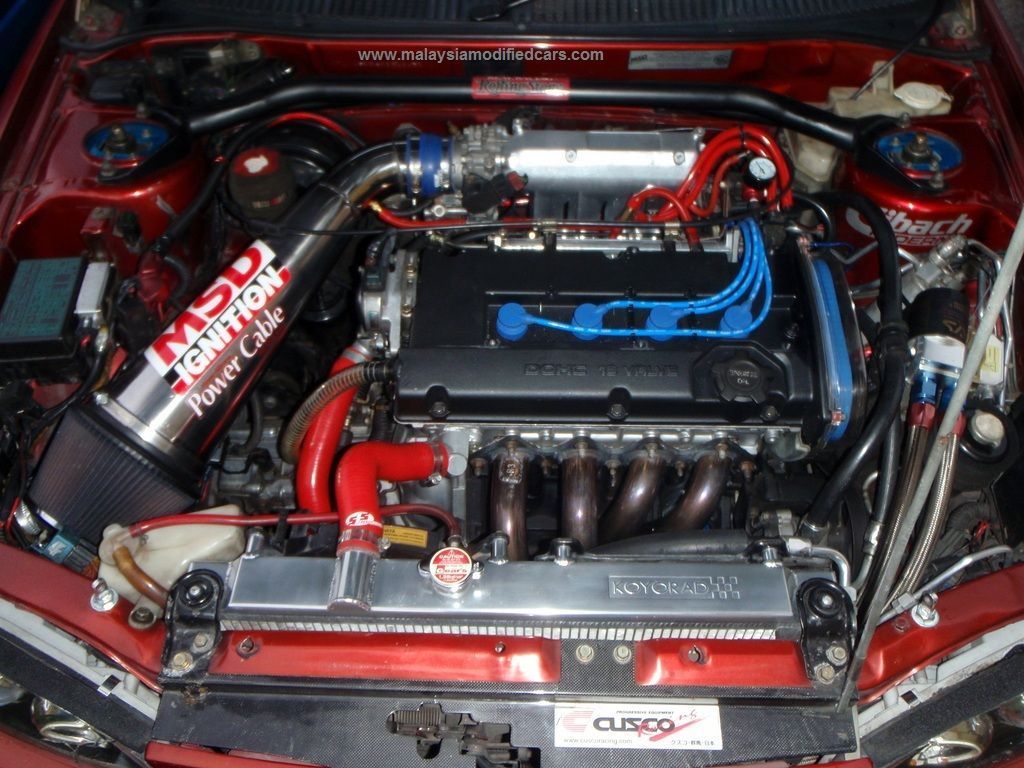 Pin By 101modifiedcars Modifiedcars On Modified Proton Satria 1st Sard Radiator Eg Ek Manual Mivec 4g93 Malaysia Cars Http Www