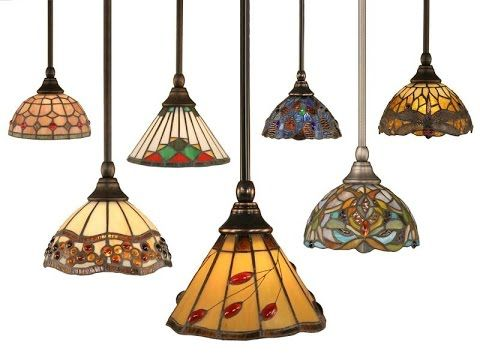 How To Install A Drop Pendant Light Fixture Diy Tiffany Hanging