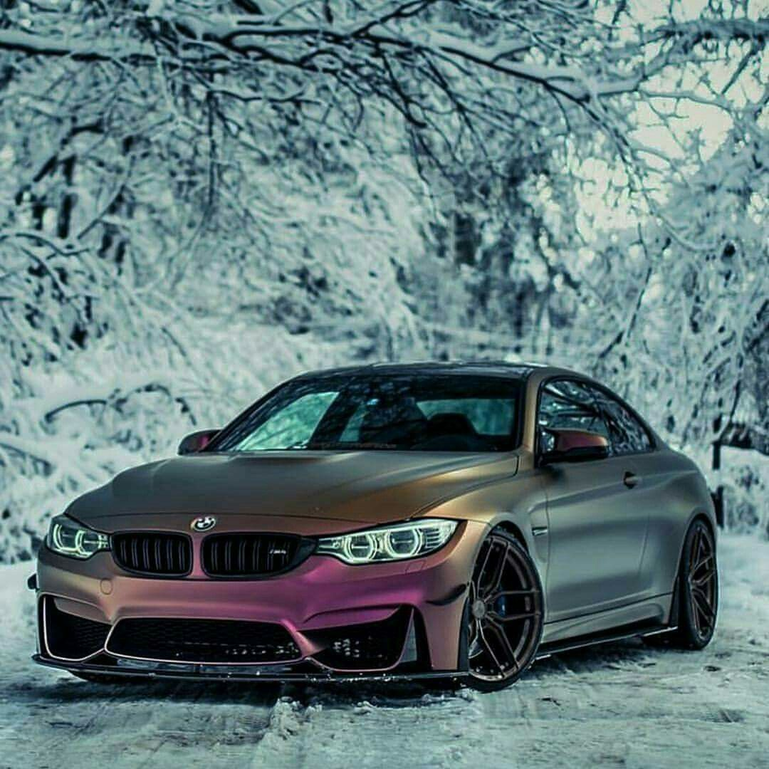 BMW Z-Performance F82 M4 Bronze Winter