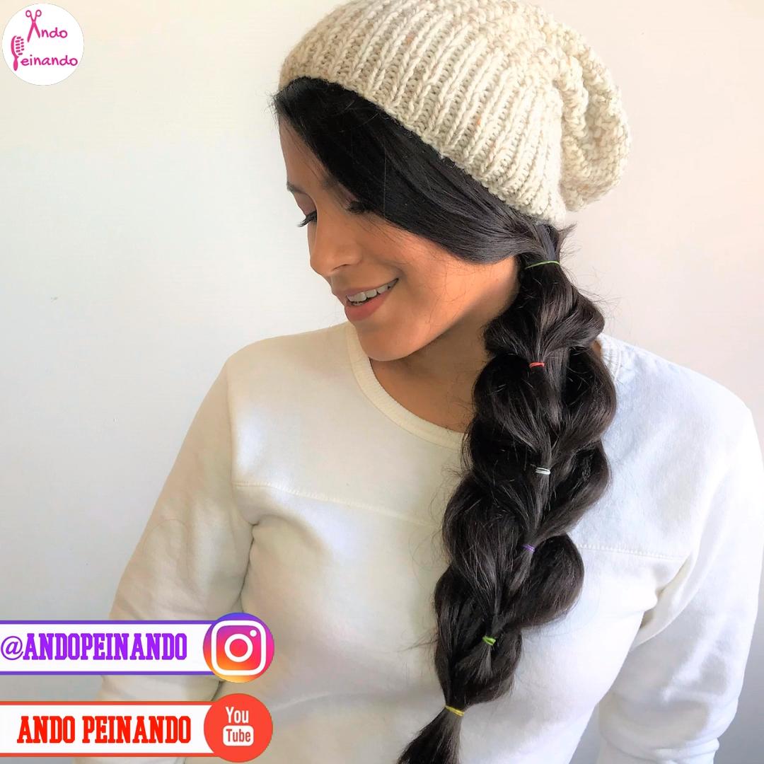 # Braids videos paso a paso Peinados Perfectos Para Usar Gorro