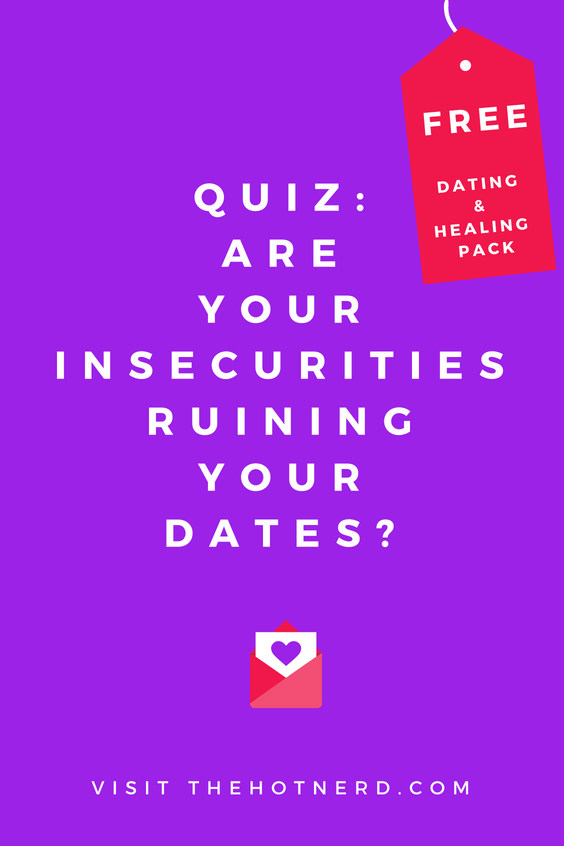Can insecurities ruin relationships dating