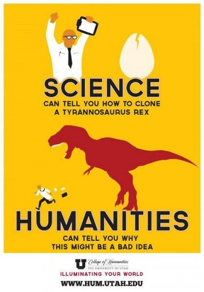 Science and Humanities.