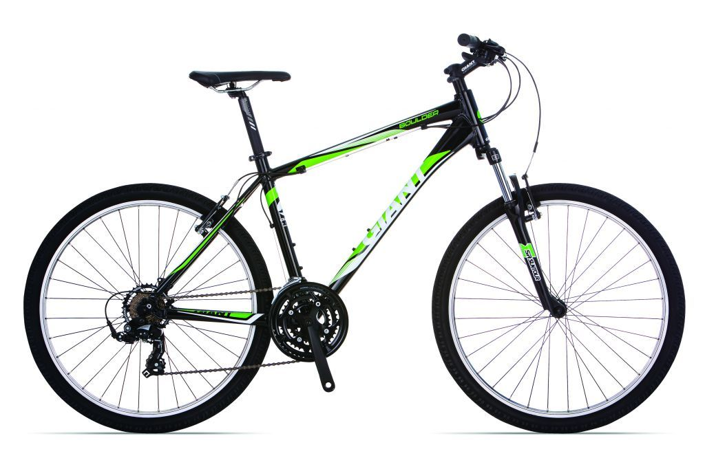 What Makes Giant Boulder 2 0 A Good Mountain Bike It Has Smooth