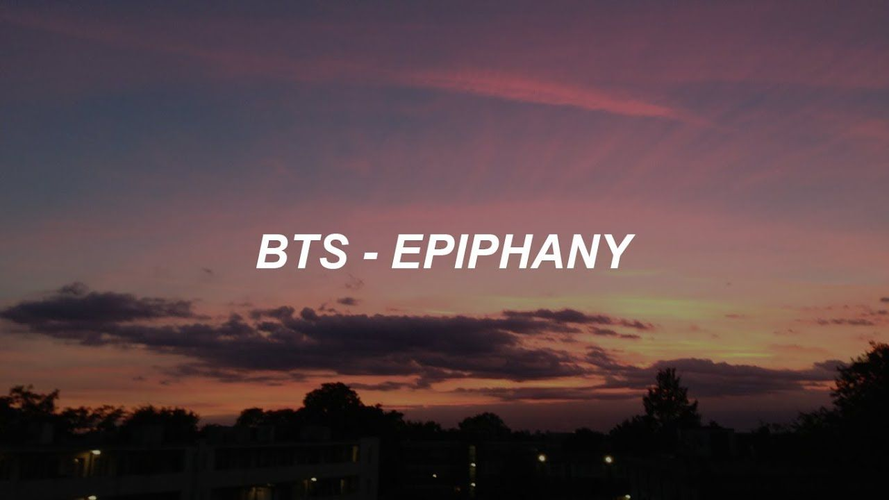 BTS (방탄소년단) 'Epiphany' Easy Lyrics | kpop in 2019 | Bts, Kpop