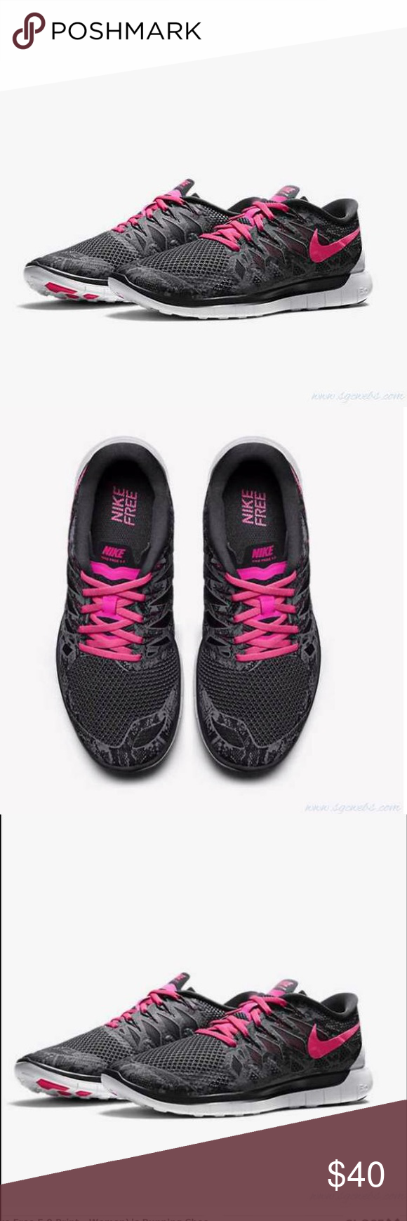 06d512de33149 NIKE FREE RUN 5.0 The Nike Free 5.0 Print Women s Running Shoe combines a  highly flexible